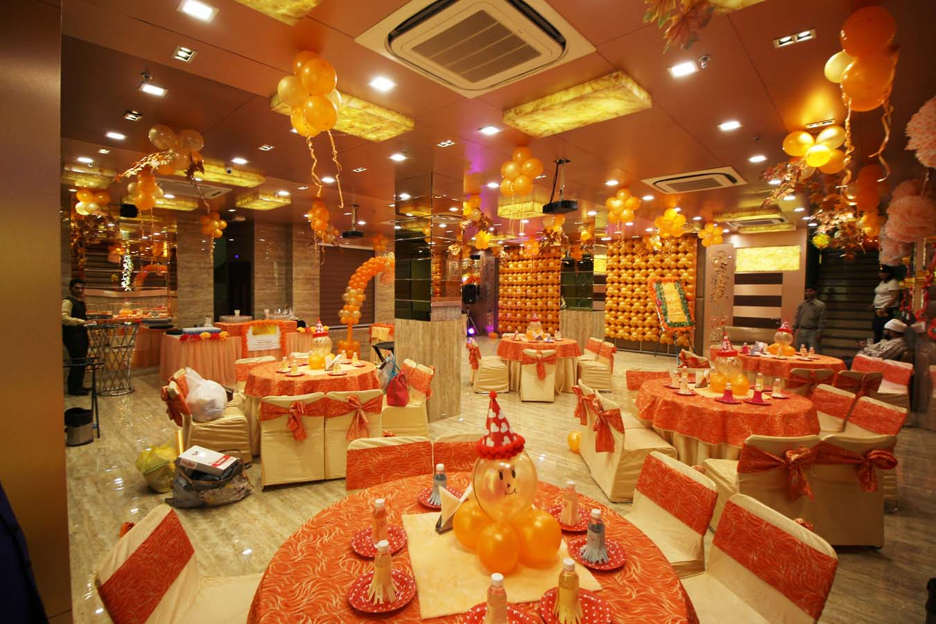 Banquet Tab